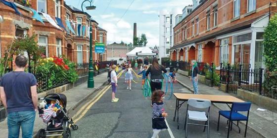 Ireland's friendliest little street festival