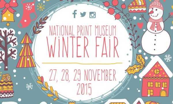 Winter Fair at the National Print Museum