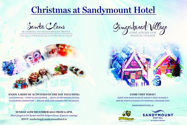 Sandymount Hotel Christmas 2015