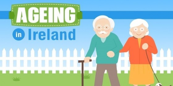Infographic: Ageing in Ireland
