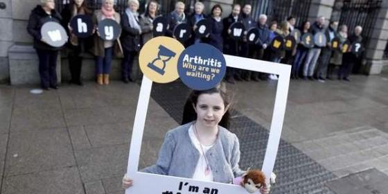 Arthritis Sufferers Done Waiting