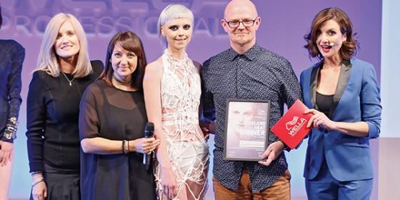 Zeba Sandymount - Turning Heads at the TrendVision Awards