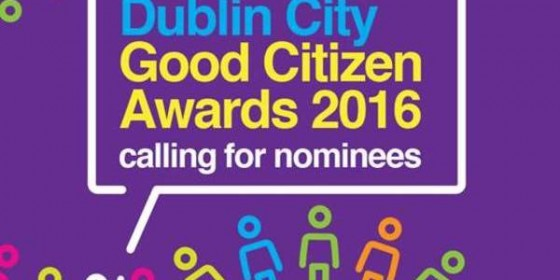 Dublin City Good Citizen Awards 2016
