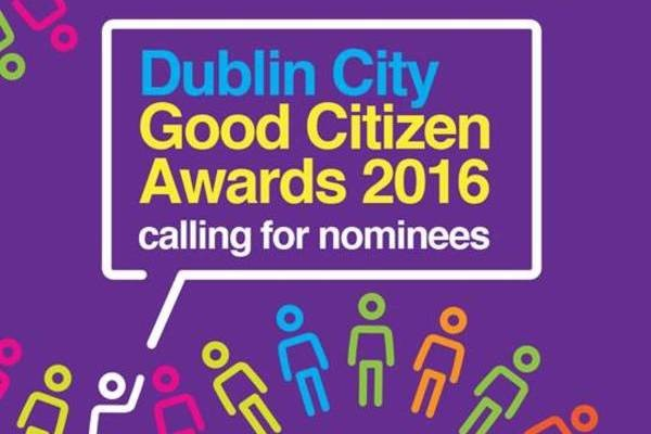 Dublin City Council's Good Citizen Awards 2016
