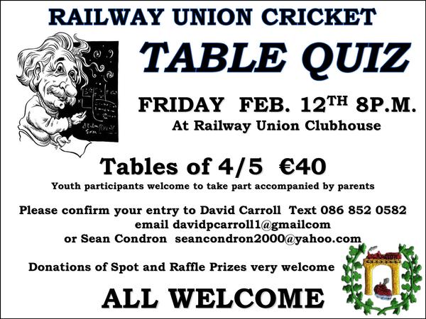 Pic: Railway Union