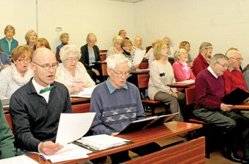 Milestone for Riverside choir