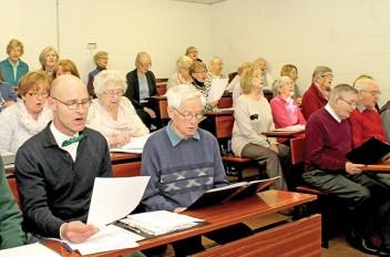 Milestone for Riverside choir