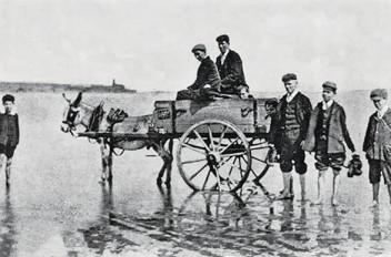 Sandymount's Past