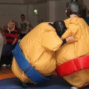 Sumo Wrestling in aid of Pieta House