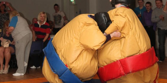 Sumo Wrestling for Pieta House