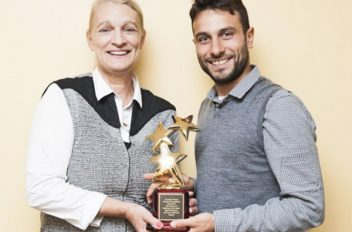 Another major film award for Sandymount dance teacher