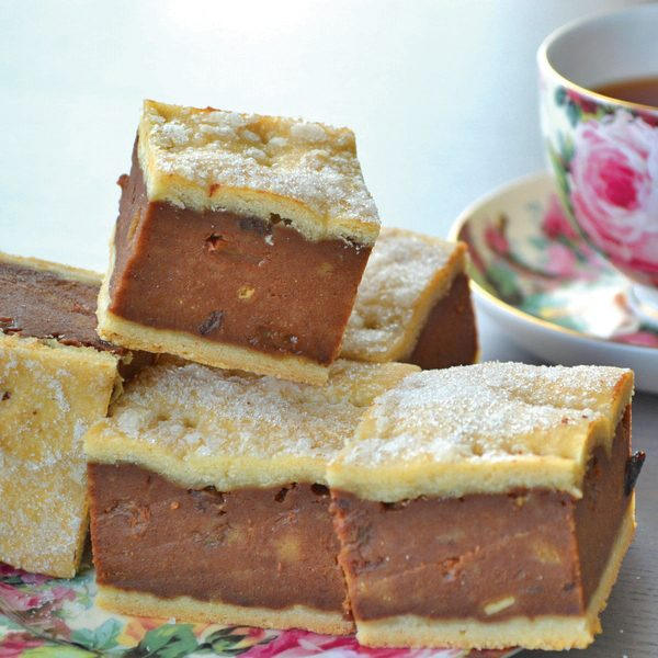 Above: Image of gur cake courtesy of Caitríona Redmond's food blog wholesome.ie