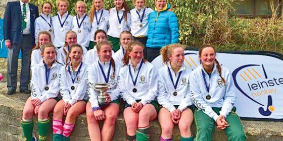 Railway Union Hockey Under-16 victors