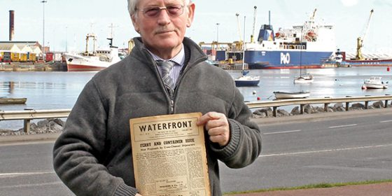 In search of 'Waterfront News'