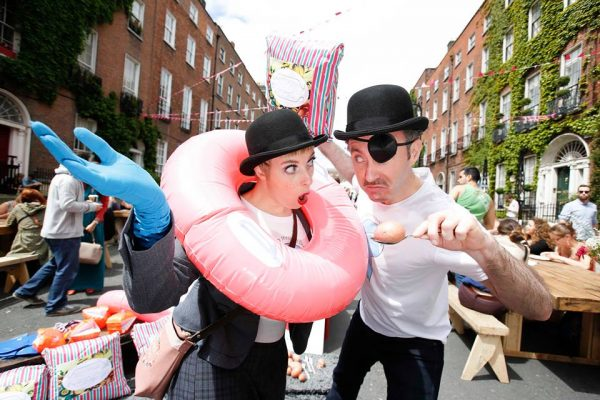 Bizarre Bloomsday Brunch with At it Again!