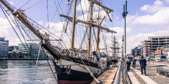 Riverfest returns to Dublin Port for fourth year