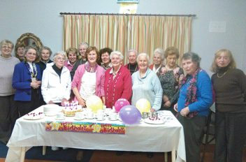 Ballsbridge ICA celebrates 10th birthday