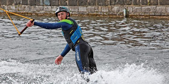 Wakedock - Cable Wakeboarding in Dublin's Docklands