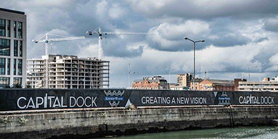 Capital Dock: A bridge too far?