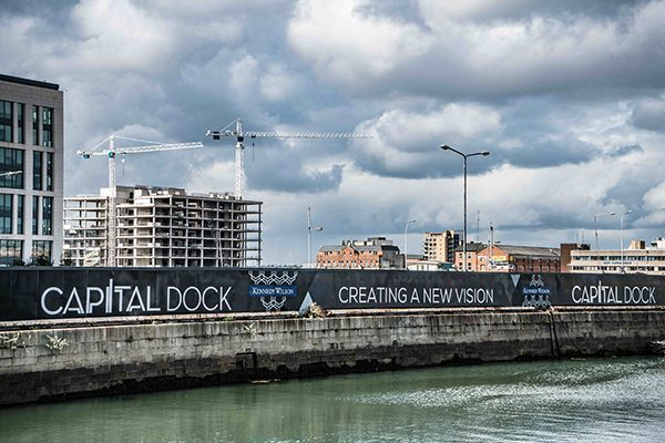 Above: Capital Dock Photo by William Murphy