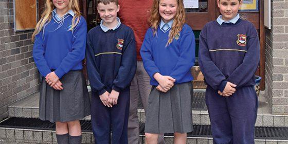 A Proclamation for schoolchildren