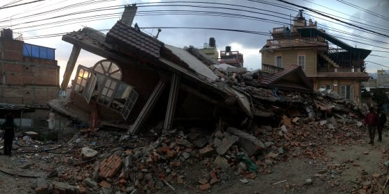 ActionAid Yoga Weekend to aid rebuilding after Nepal Earthquake