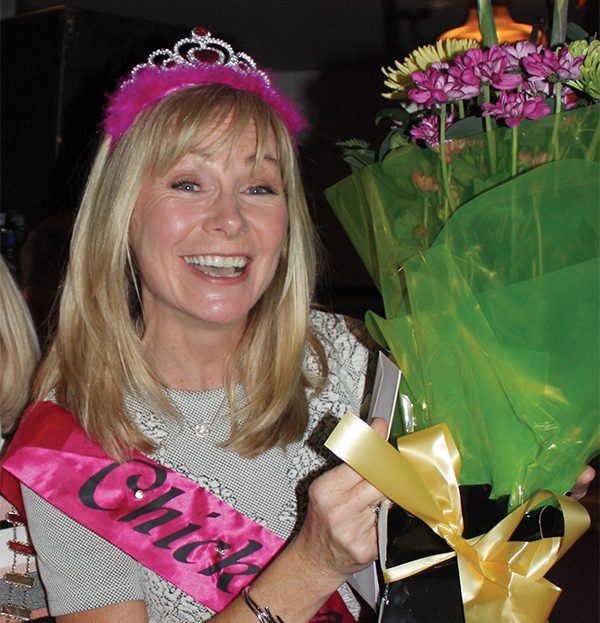 Pictured: Lorraine Waters was crowned The Ringsend Rose.