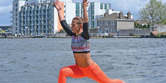 What's S.U.P. Yoga