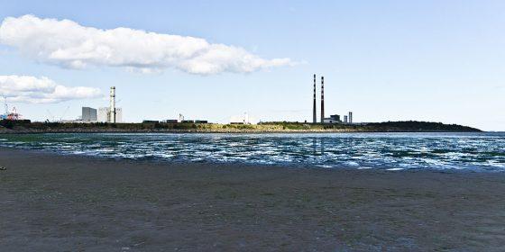 Council's Sandymount Coastal Defence Scheme