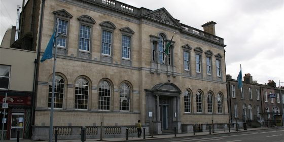 Poetry readings come to Pearse Street Library