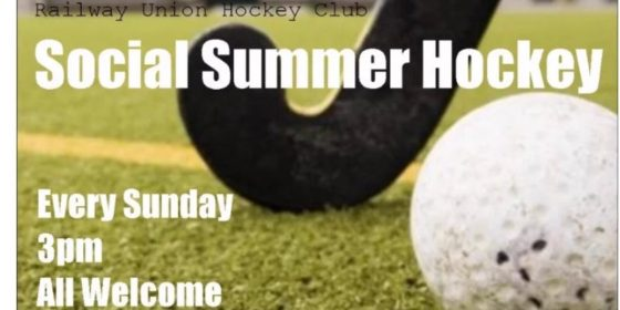 Social Summer Hockey comes to Sandymount