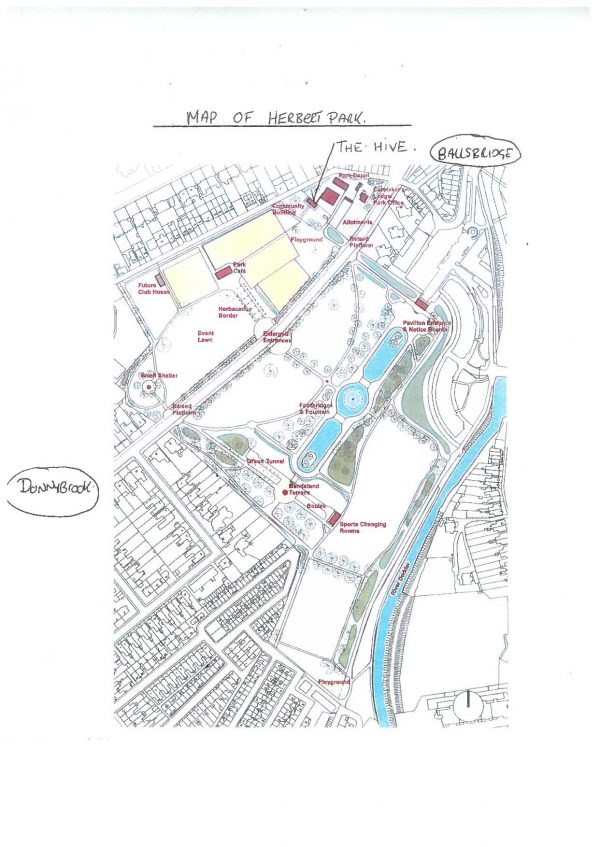 Map Of Herbert Park-page-001
