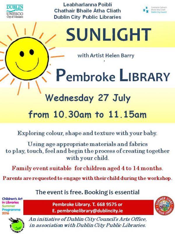 Pembroke - 03 Sunlight