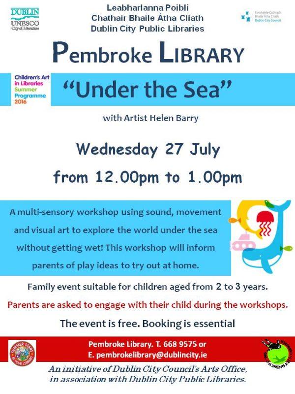 Pembroke - 04 Under the Sea 2