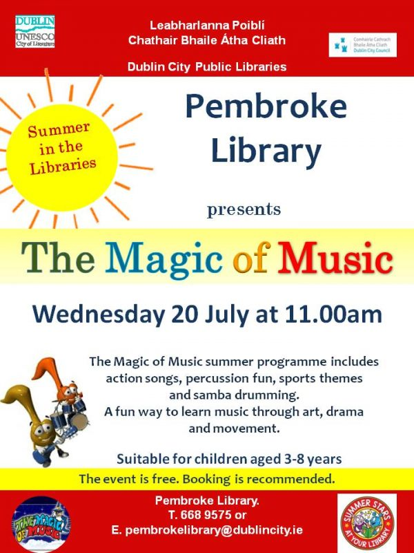Pembroke - Magic of Music