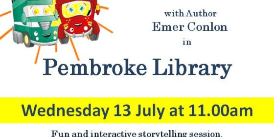 Children's Entertainment at the Pembroke Library