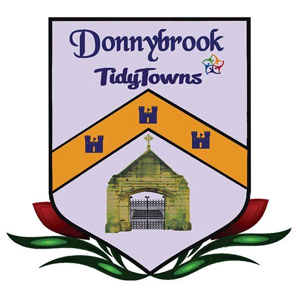 Donnybrook Logo graveyard with gates1