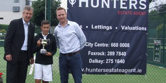 Donnybrook Lawn Tennis Club winners given awards