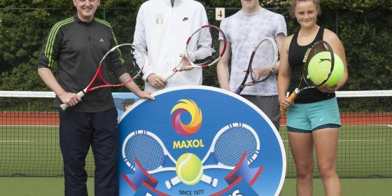 Maxol brings Parks Tennis Autumn Programme to D4