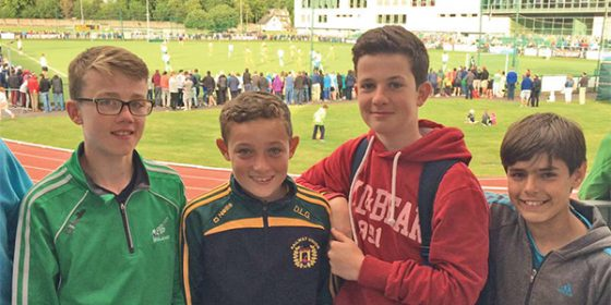 Railway Union Under-12 Hockey shines in Cork