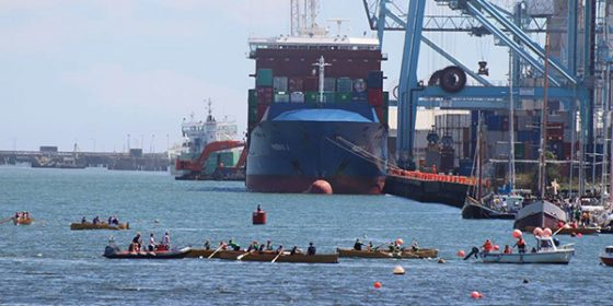 Ringsend Regattas -  St. Patrick's and Stella strive for East Coast crown before rowing season closes