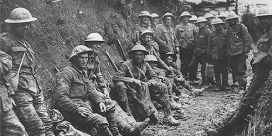 The Somme  -  Counterpoint to the Easter Rising