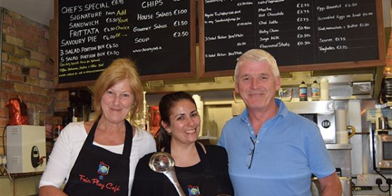 Wednesday Night Meals at the Fair Play Cafe