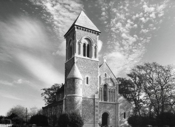 st johns church sandymount