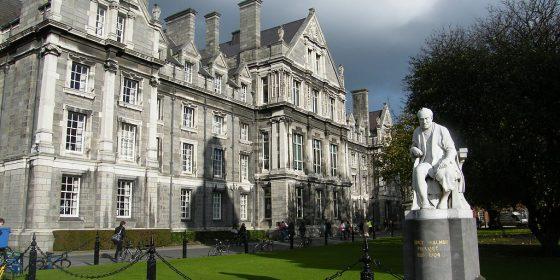 Probe comes to Trinity College