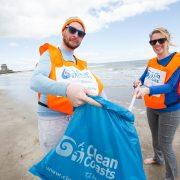 Clean Coasts' Big Beach Clean this weekend