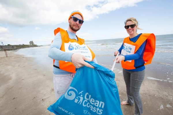 Clean Coasts Big Beach Clean is taking place 16 to 18th September. Register now for your free beach clean kit www.cleancoasts.org