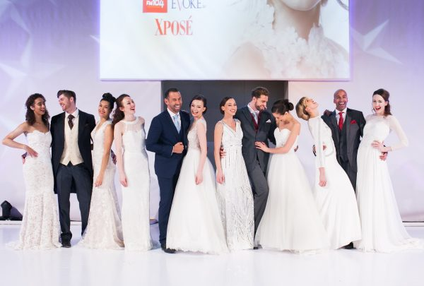 The latest wedding dress fashion will be showcased on the runway