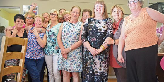 Coffee Morning fundraiser for local hospices