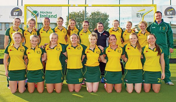 Pictured:1sts Ladies Railway Hockey Team.